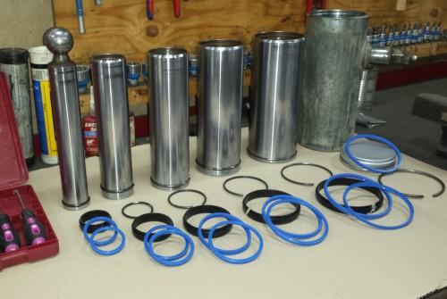 hydraulikzylinder dichtungen, hydraulikzylinder, kupplung dichtung