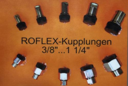 Roflex-Kupplungen
